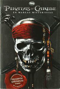 Piratas Del Caribe - En Mareas Misteriosas - La Novela - Aa. Vv.