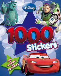 Pixar - Libro De Actividades Con 1000 Pegatinas - Aa. Vv.