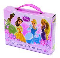 Princesas - Mis Cuentos De Princesas (maletin 4 Libros) - Aa. Vv.