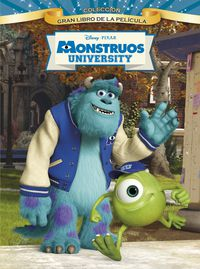 Monstruos University - El Gran Libro De La Pelicula - Aa. Vv.