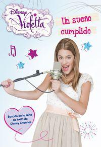 Violetta 4 - Un Sueño Cumplido - Aa. Vv.