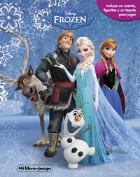 Frozen - Mi Libro-Juego - Aa. Vv.