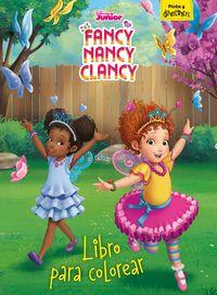 FANCY NANCY CLANCY - LIBRO PARA COLOREAR