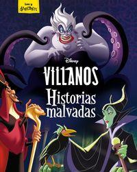 VILLANOS - HISTORIAS MALVADAS - RECOPILATORIO DE CUENTOS