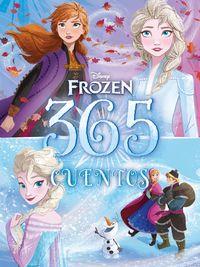Frozen - 365 Cuentos - Aa. Vv.