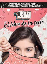 BIA - EL LIBRO DE LA SERIE - GUIA DE PERSONAJES