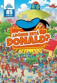 Pato Donald - ¿donde Esta Donald? - Aa. Vv.