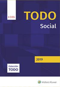 Todo Social 2019 - Monica Albiol Ortuño (coord)