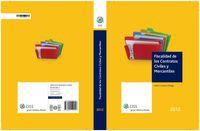 Fiscalidad De Los Contratos Civiles Y Mercantiles 2012 - Rafael D. Natera Hidalgo