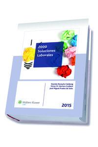 2000 SOLUCIONES LABORALES 2015