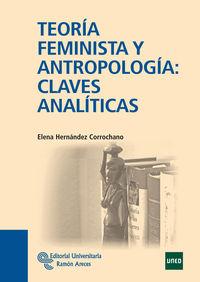 TEORIA FEMINISTA Y ANTROPOLOGIA - CLAVES ANALITICAS