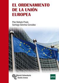ORDENAMIENTO DE LA UNION EUROPEA, EL
