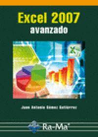 EXCEL 2007 - AVANZADO