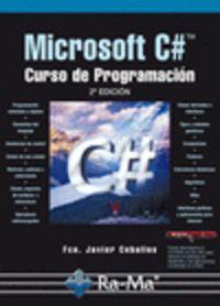 Microsoft C# - Curso De Programacion - Francisco J. Ceballos Sierra
