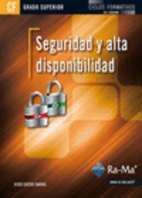 GS - SEGURIDAD Y ALTA DISPONIBILIDAD