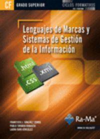 LENGUAJES DE MARCAS Y SISTEMAS DE GESTION DE INFORMACION