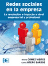 Redes Sociales En La Empresa - Alvaro Gomez Vieites