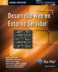 GS - DESARROLLO WEB EN ENTORNO SERVIDOR