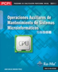 PCPI - OPER. AUX. DE MANTENIMIENTO DE SISTEMAS MICROINFORMATICOS