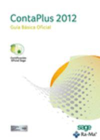 Contaplus 2012 - Guia Basica Oficial - Aa. Vv.