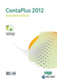 CONTAPLUS 2012 - GUIA BASICA OFICIAL