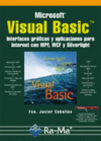 VISUAL BASIC - INTERFACES GRAFICAS Y APLICACIONES PARA INTERNET