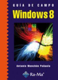GUIA DE CAMPO DE MICROSOFT WINDOWS 8