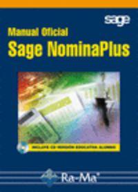 Nominaplus 2014 - Manual Oficial - Sage Formacion