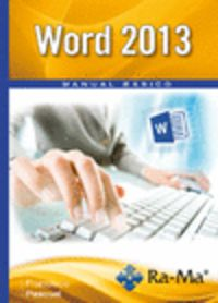 WORD 2013 - MANUAL BASICO