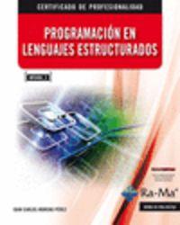 Programacion En Lenguajes Estructurados - Juan Carlos Gonzalez Moreno