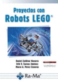 Proyectos Con Robots Lego - Daniel  Zaldivar Navarro  /  Erik Valdemar   Cuevas Jimenez  /  Marco Antonio  Perez Cisneros