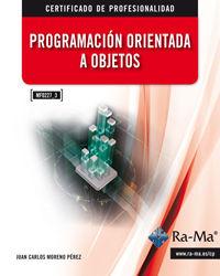 PROGRAMACION ORIENTADA A OBJETOS - MF0227_3: