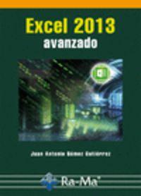 EXCEL 2013 - AVANZADO