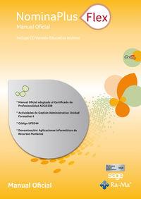 Nominaplus Flex - Manual Oficial - Aa. Vv.