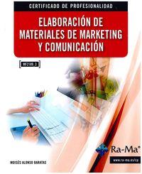 Elaboracion De Materiales De Marketing Y Comunicacion - Moises Alonso Baratas
