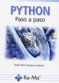 Python - Paso A Paso - Angel Pablo Hinojosa Gutierrez