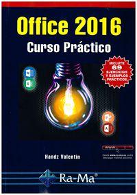 OFFICE 2016 - CURSO PRACTICO