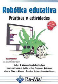 ROBOTICA EDUCATIVA - PRACTICAS Y ACTIVIDADES