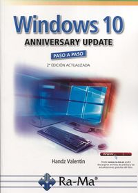 (2 ED) WINDOWS 10 ANNIVERSARY UPDATE - PASO A PASO