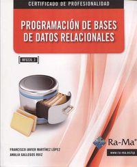 PROGRAMACION DE BASES DE DATOS RELACIONALES