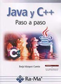 Java Y C++ - Paso A Paso - Borja Vazquez Cuesta
