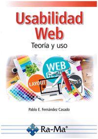 USABILIDAD WEB TEORIA Y USO