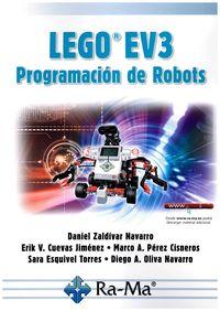 LEGO EV3 - PROGRAMACION DE ROBOTS