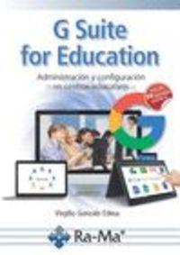 G Suite For Education - Virgilio Gonzalo Edesa