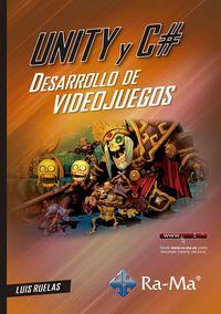 UNITY Y C# - DESARROLLO DE VIDEOJUEGOS