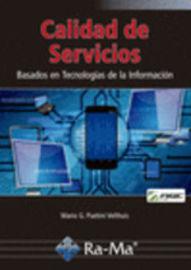 Calidad De Servicios - Mario G. Piattini Velthuis