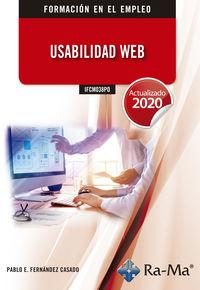 CP - USABILIDAD WEB