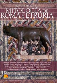 BREVE HISTORIA DE LA MITOLOGIA DE ROMA Y ETRURIA