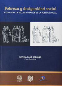 Pobreza Y Desigualdad Social - Leticia Cano Soriano