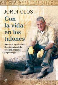 Con La Vida En Los Talones - Jordi Clos